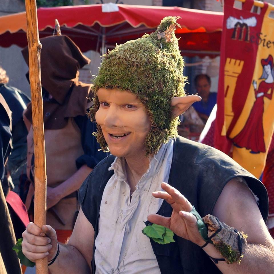 lutin elfique 0039d - Entrez dans un monde fait de magie médiévale...