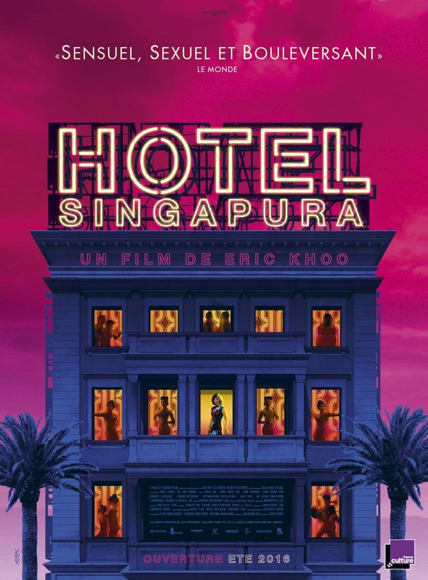60c5a82a5d8d437e02c9198b3b620585 - HOTEL SINGAPURA un jeu concours inédit précède la sortie du film