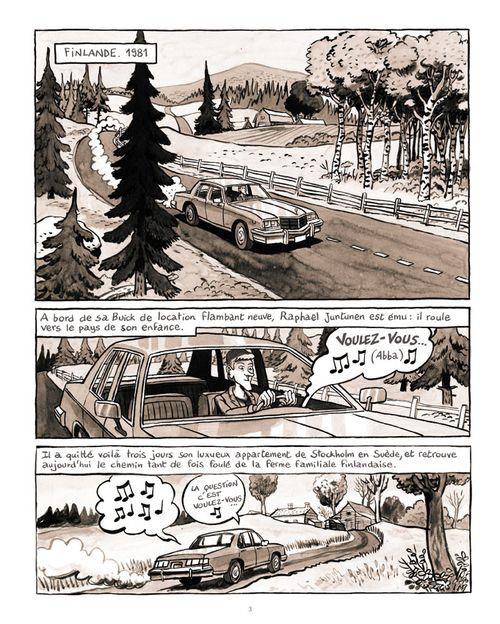 Foret planche 3c600 - La forêt des renards pendus