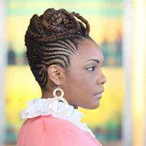 coiffure africaine tresse africaine modele 37 - Inpsirations DIY #7 Des cadeaux home-made pour les mamans.