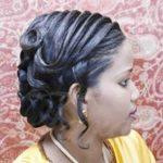 coiffure africaine tresse africaine modele 40 150x150 - 100 Modèles de tresse africaine - Photos de nattes africaines
