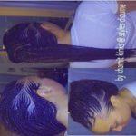 coiffure africaine tresse africaine modele 84 150x150 - 100 Modèles de tresse africaine - Photos de nattes africaines