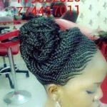 coiffure africaine tresse africaine modele 93 150x150 - 100 Modèles de tresse africaine - Photos de nattes africaines