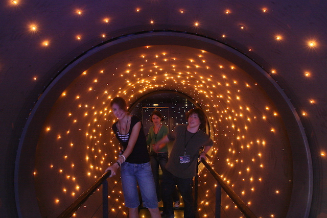 Tunnel des stars D.Adam   copie 966fd 1 - Les ETOILES DU REX un parcours d'immersion dans les coulisses du 7ème art