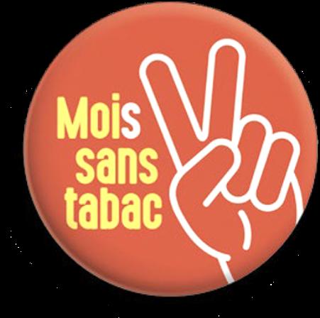 Novembre : 1 mois sans tabac en France : défi collectif