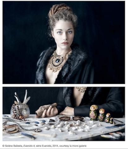 LA MICRO GALERIE PARIS FRANCE  Solene Ballesta Evanidis 4 serie Evanidis 2014 courtesy la micro galerie 2b7b9 - Fotofever Paris 2016, le rendez-vous incontournable de la photographie contemporaine