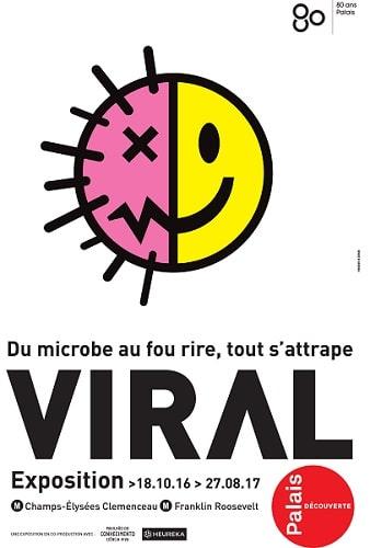 VIRAL affiche b09c8 - Quatre expos incontournables du mois de décembre