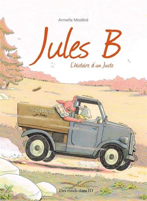 jules 6b689 - Sélection de BD du mois de novembre !
