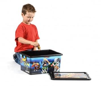 my note deco playmobil enfant fea33 - Comment bien ranger les Playmobil ?