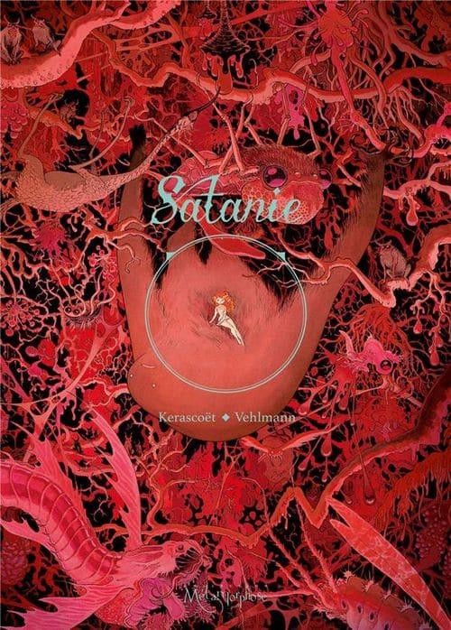 satanie c1e6f - Sélection de BD du mois de novembre !