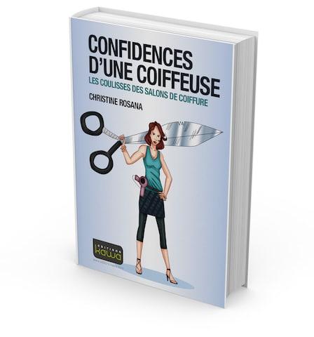 Confidences dune coiffeuse HD - Notre sélection littéraire pour cette fin d'année