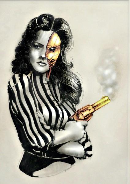 caricatures portraits 1 - Envie de vous faire dessiner le portrait ? Pensez à  la talentueuse Juliette AMADIS