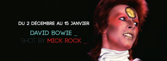 exposition life on mars david bowie mick rock toulouse