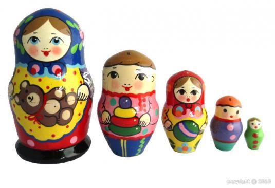 Tout pour une décoration 100 % Russe