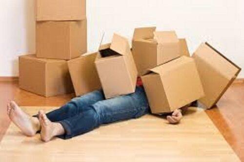 angoisse du déménagement pour les femmes