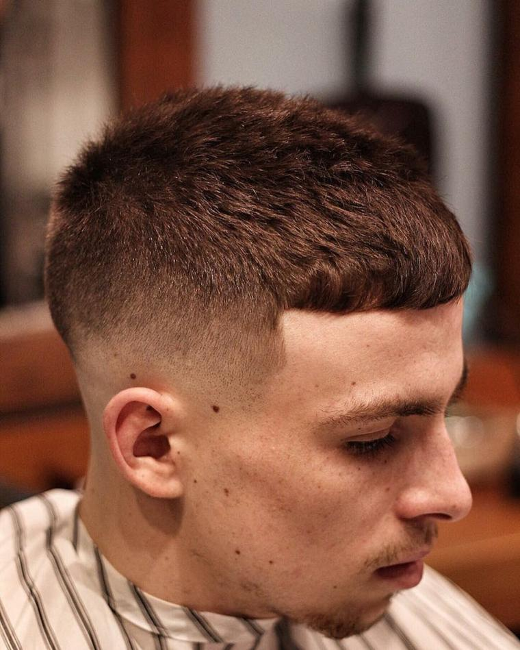 coiffure 2016 tendance homme moderne - Coupe moderne homme