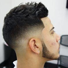 Coupe de cheveux homme tendances coiffure pour votre mari ou enfant - Coiffure courte homme ...