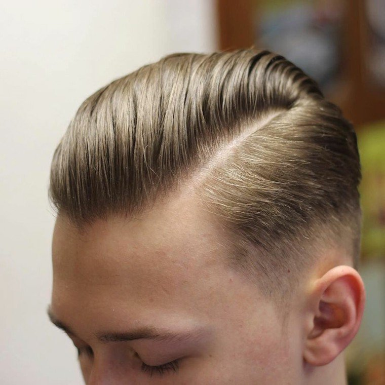 coupe de cheveux trendy homme idee - Coupe moderne homme