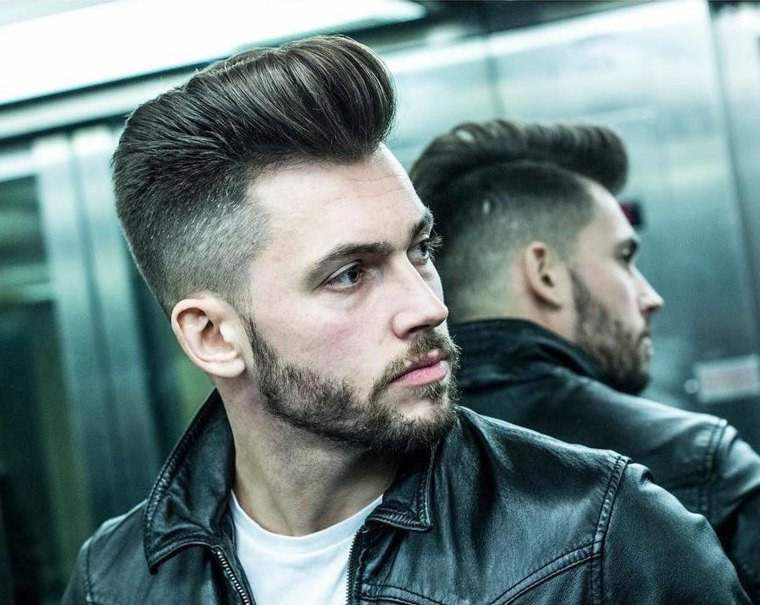 coupe moderne homme tendances 2016 - Coupe moderne homme