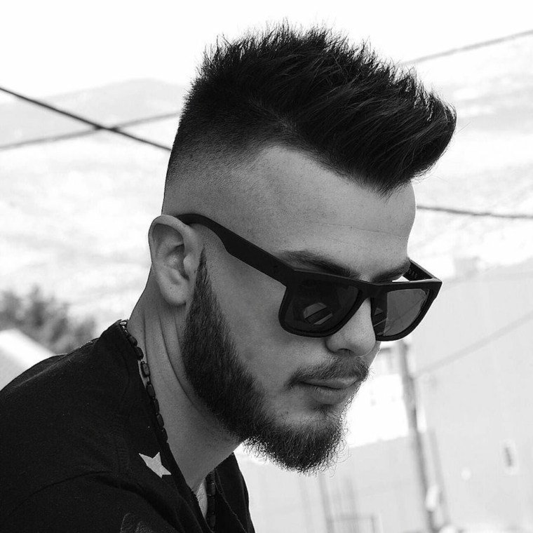 coupe moderne tendance homme 2016 - Coupe moderne homme