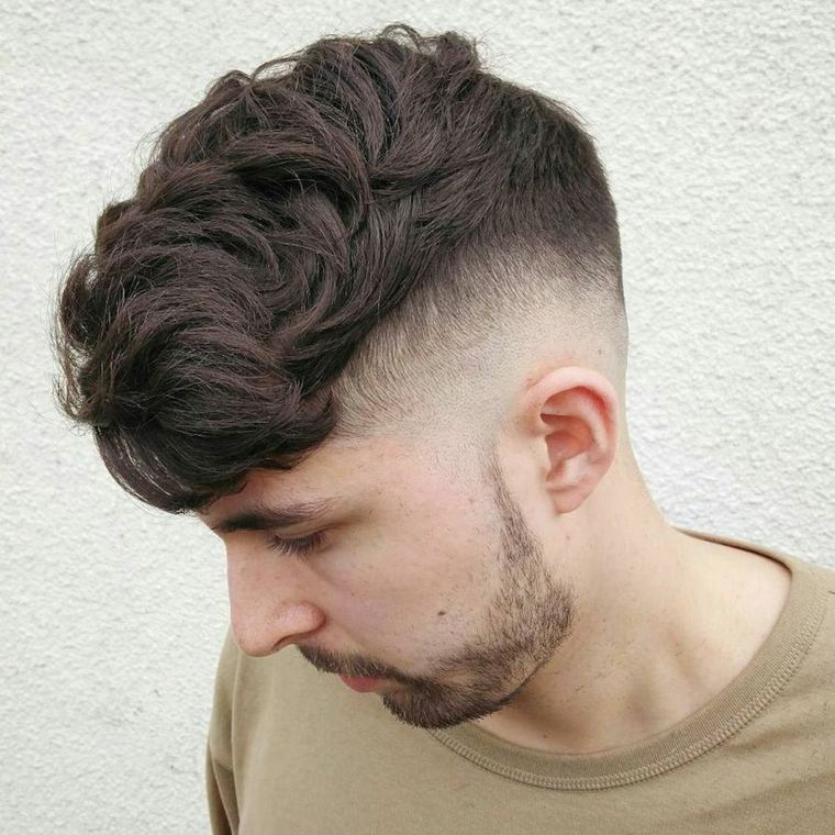 coupes cheveux homme tendance 2016 - Coupe moderne homme