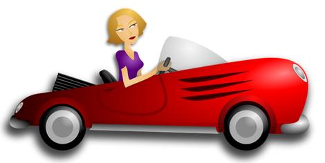 Choix voiture femme