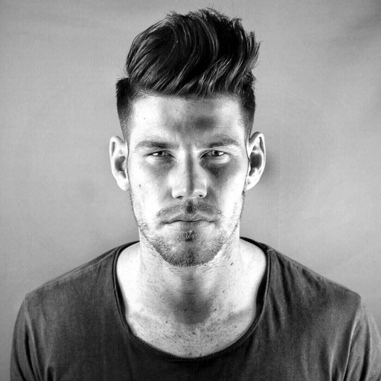 homme cheveux coupe idee - Coupe moderne homme