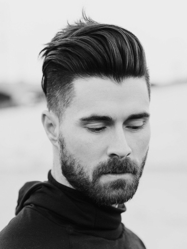 homme coupe cheveux tendance moderne idees , coupe de cheveux homme ,  Tendances coiffure pour votre