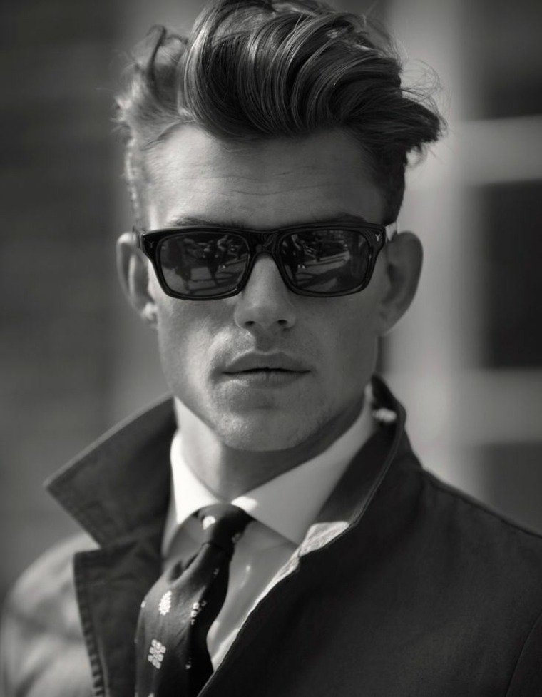 homme coupe moderne 2016 tendances - Coupe moderne homme
