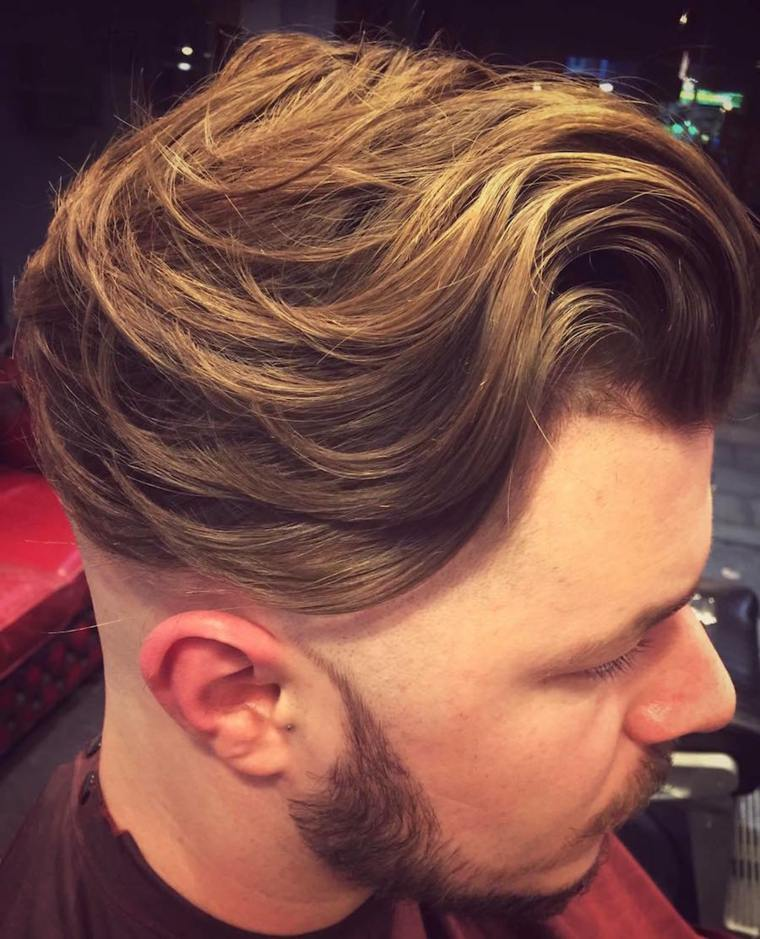 homme coupe tendance moderne - Coupe moderne homme
