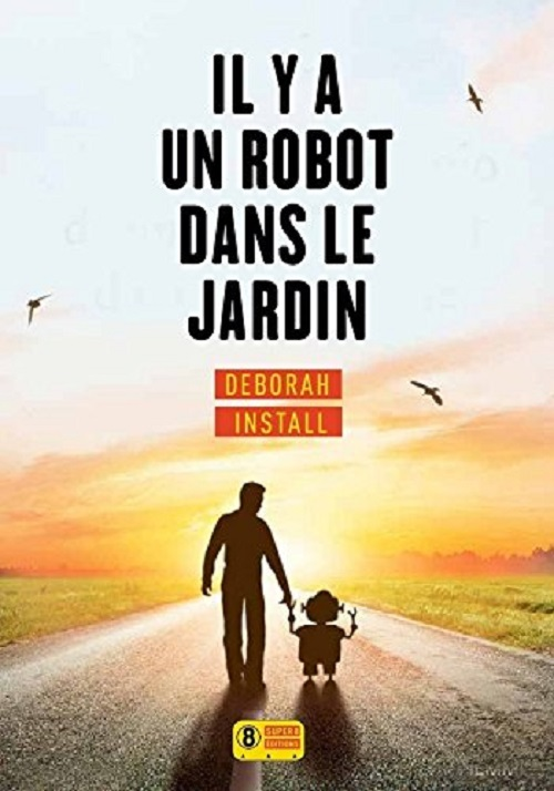 robot - Des lectures pour bien commencer l'année!