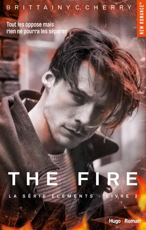 COUV THE FIRE 507x800 - Sélection littéraire du mois de mars