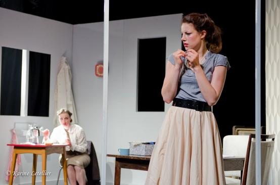 anzh 2LAPEUR1030x683 2 - « La Peur » de Stefan Zweig au Théâtre Michel : une adaptation saisissante et réussie
