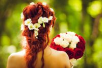 Coiffure pour mariage : une solution simple et rapide