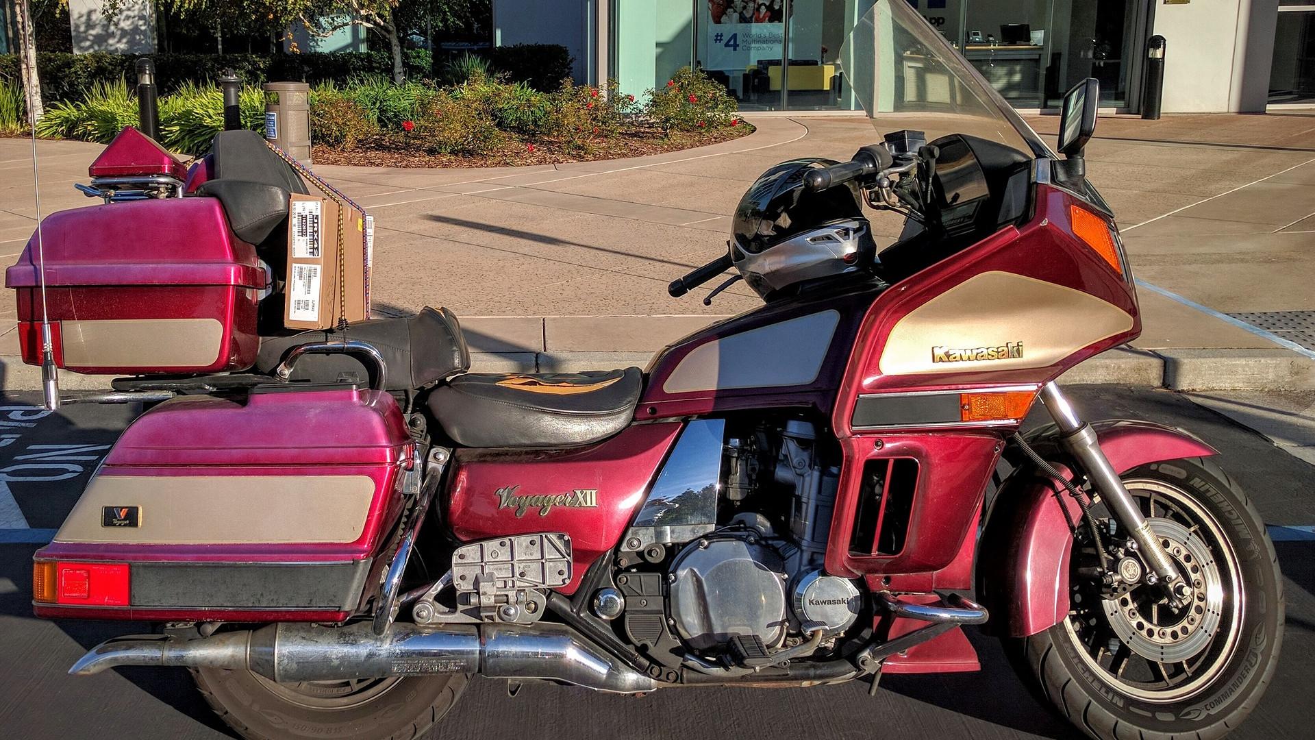 Les femmes sont nettement attirées par les motos