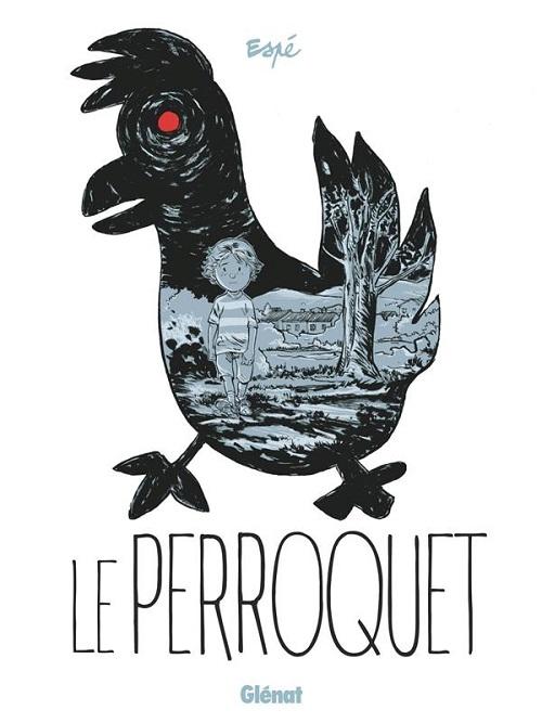 perroquet - Notre selection BD du mois de mars