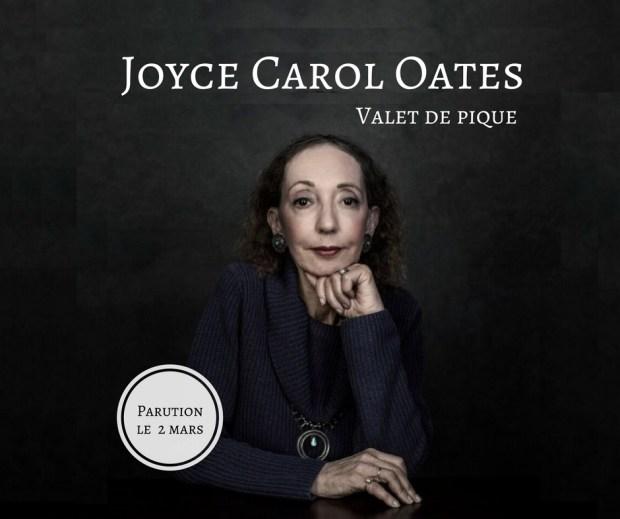 Joyce Carol Oates - Sélection littéraire du mois d'avril