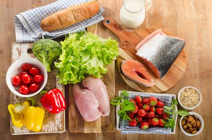 santé alimentation équilibrée