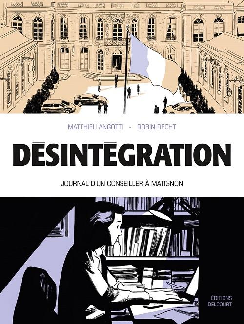desintegration - Notre sélection BD (et livres) d'avril