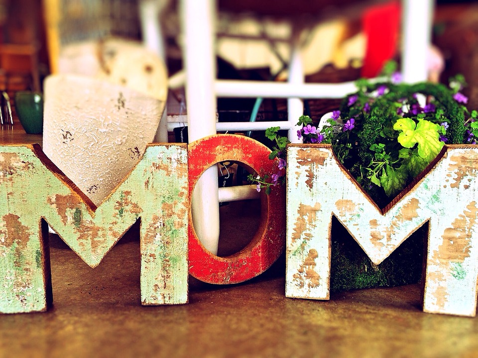 Trouver le bon cadeau pour la fête des mères !