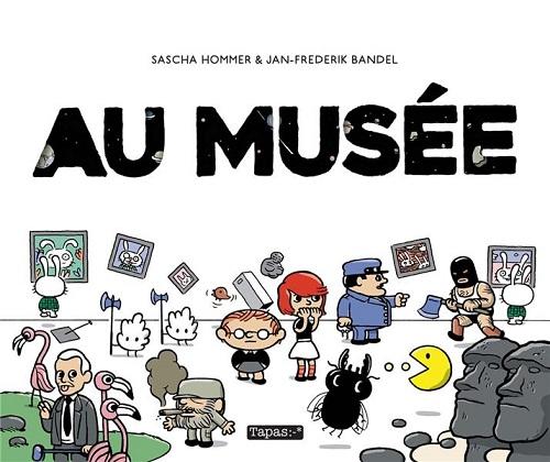 musee - Notre sélection BD (et livres) d'avril