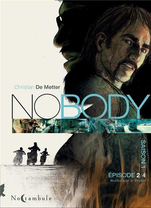 no body - Notre sélection BD (et livres) d'avril