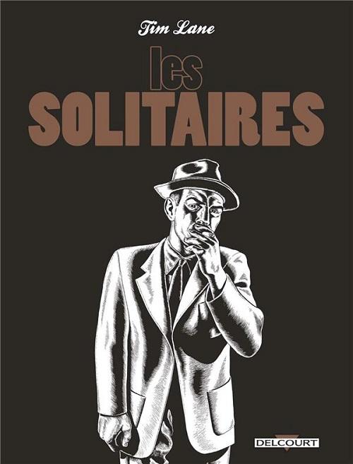 solitaires - Notre sélection BD (et livres) d'avril