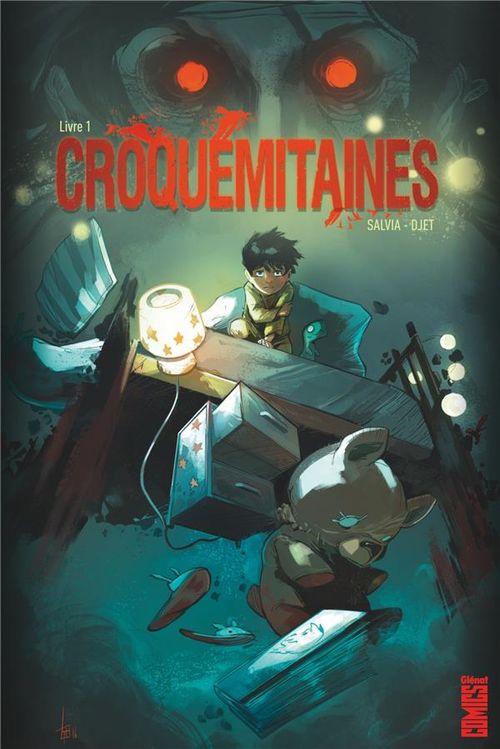 Croquemitaines - Sélection BD de mai