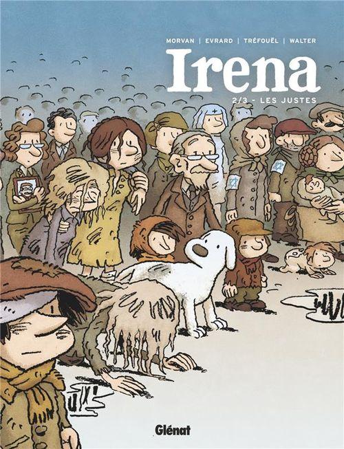 Irena 2 - Sélection BD de mai