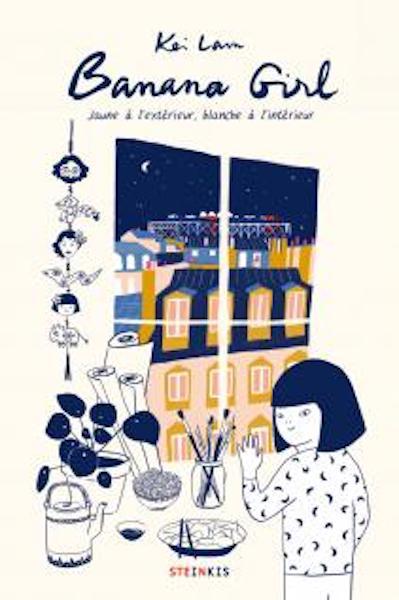 BANANA GIRL - Sélection littéraire du mois de juin