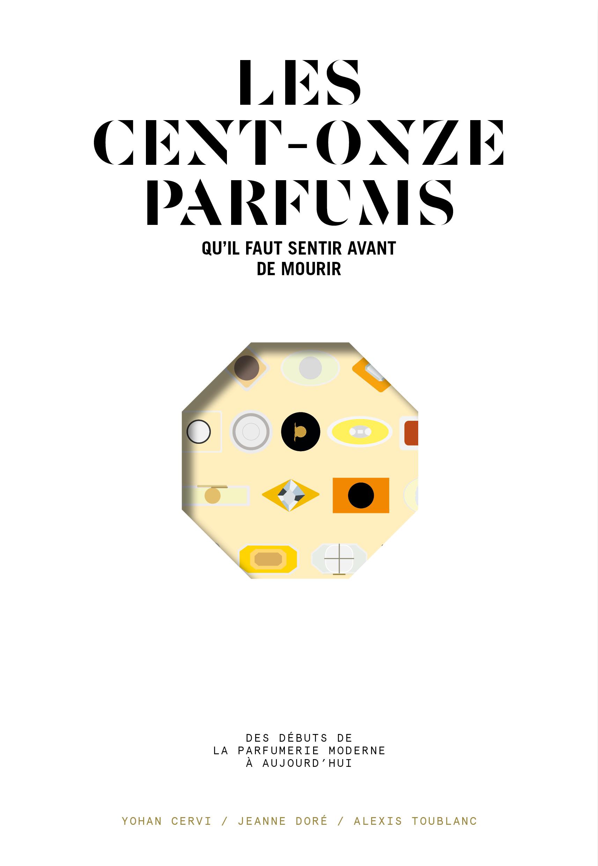COUV 111 PARFUMS plat - Sélection littéraire du mois de juin