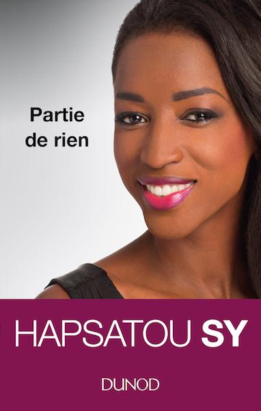 PARTIE DE RIEN HAPSATOU SY   copie - Sélection littéraire du mois de juin
