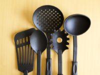 Les 6 ustensiles indispensables dans une cuisine !