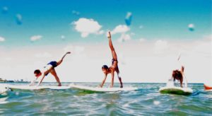 Stand up paddle SUP et Yaga